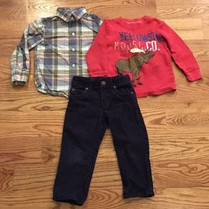 2T Carter's Bundle
